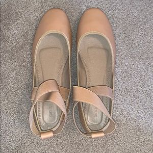 Adorable ballerina slippers from Urban Outfitters
